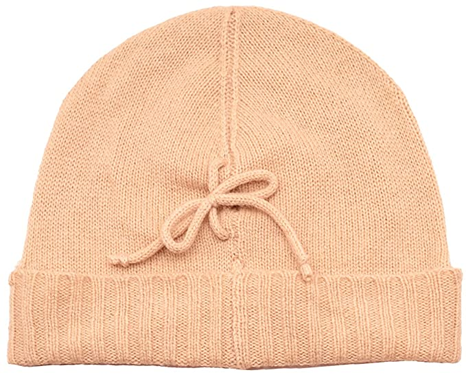 0f1577590435d Charter Club Cable Knit Touch of Cashmere Bow Beanie Hat (Biscotti ...