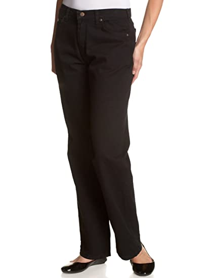 33067356 Lee Women's Relaxed Fit Straight Leg Jean at Amazon Women's Jeans store