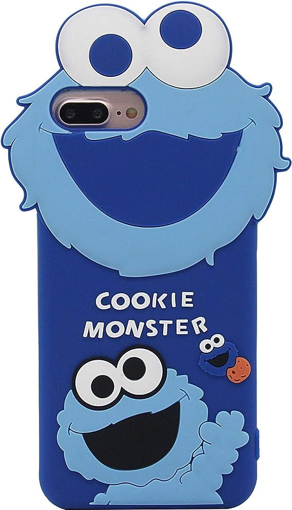 Ice Cream Stitch Funda Para iPhone 8-plus /7-plus/6-plus/6s