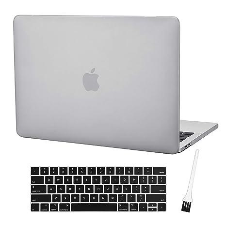 Amazon.com: Funda protectora de plástico para MacBook Pro 13 ...