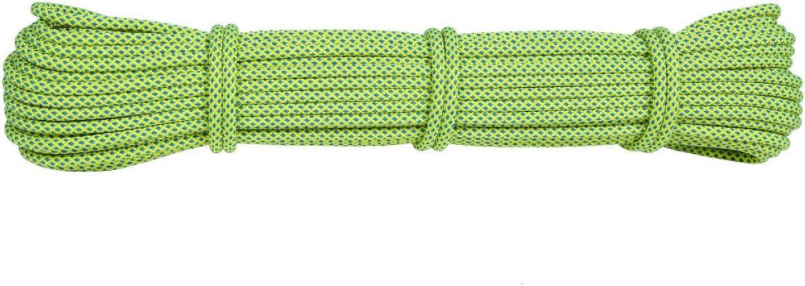 Cuerda De Escalada Al Aire Libre 6mm Cuerdas Nudo Prusik 10m ...