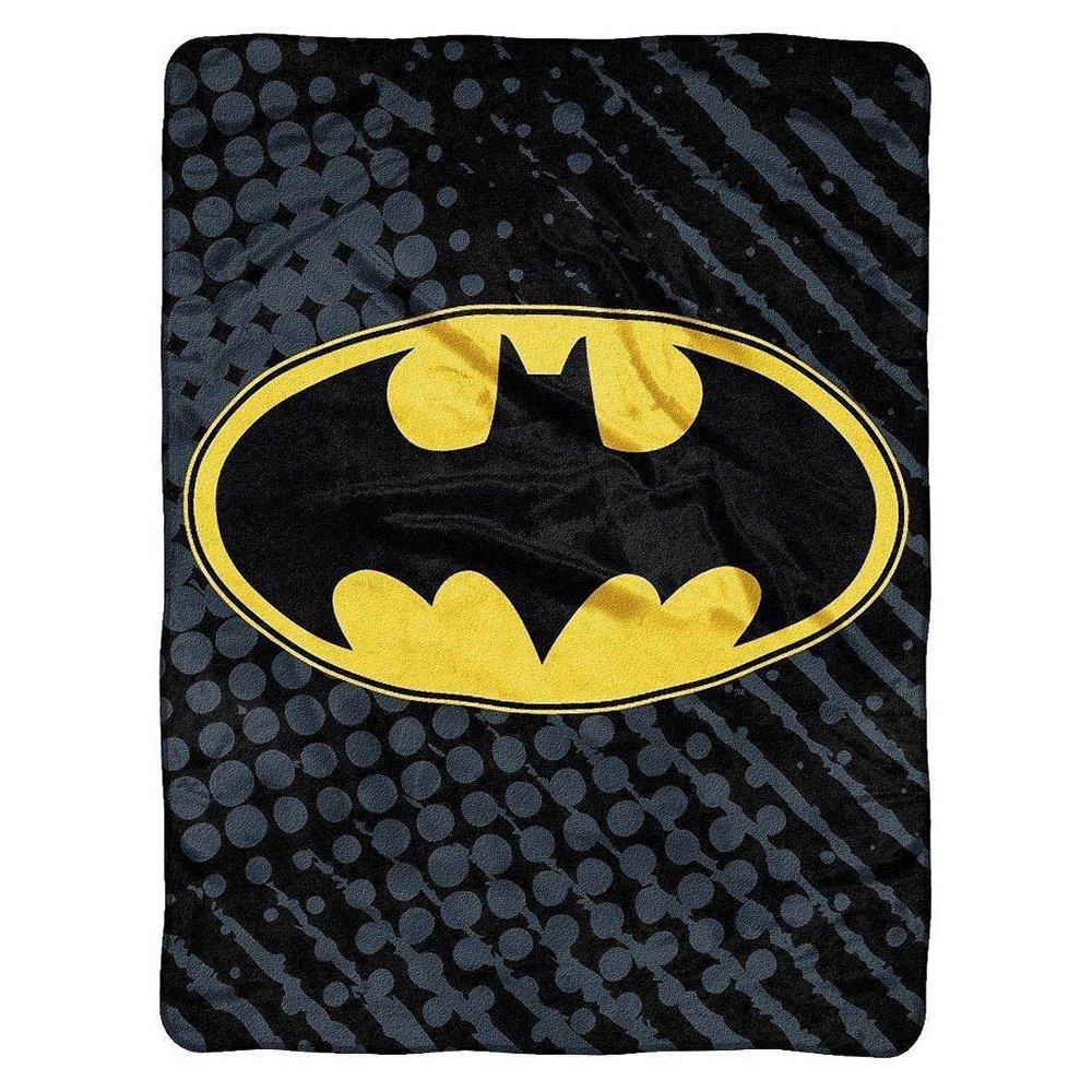 BATMAN Super Plush Soft 40 x 60 Blanket Throw Northwest