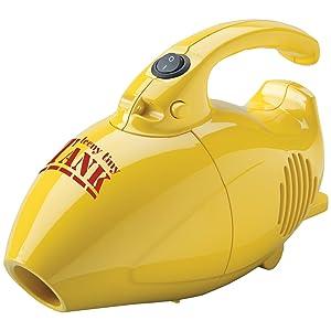 Carpet Pro SCT-1 Teeny Tiny Tank Hand Vacuum with Tools, Mini - Corded