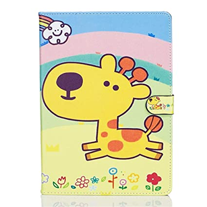Amazon.com: Fashion Cartoon Case Cover for Apple iPad 9.7 ...