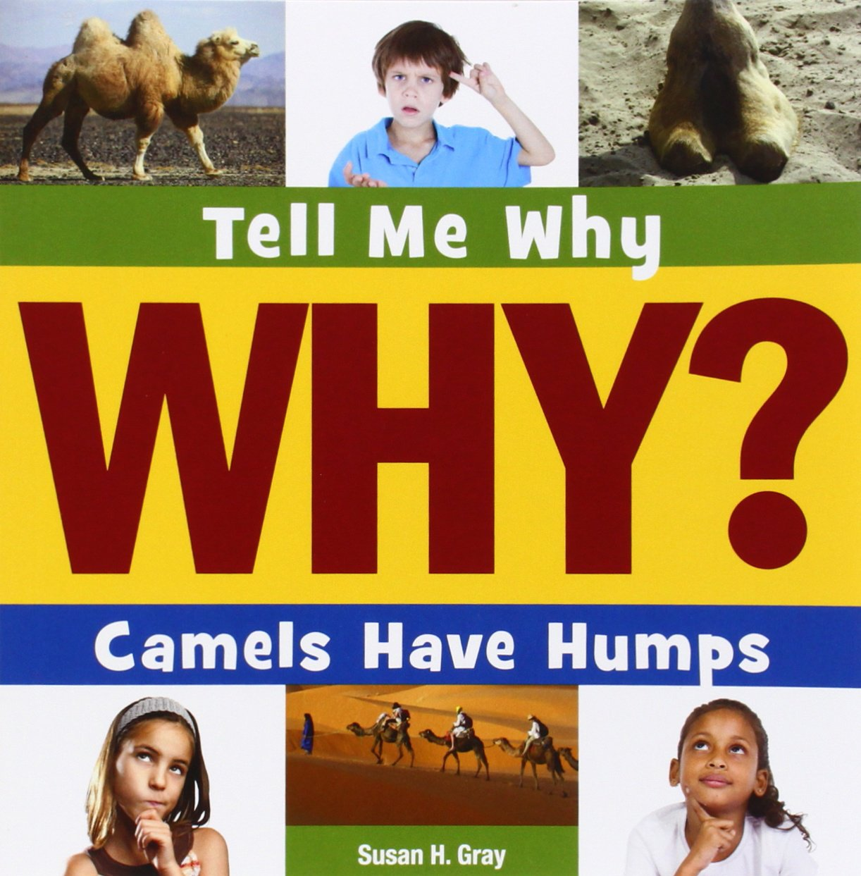 Camels Have Humps (Tell Me Why) pdf