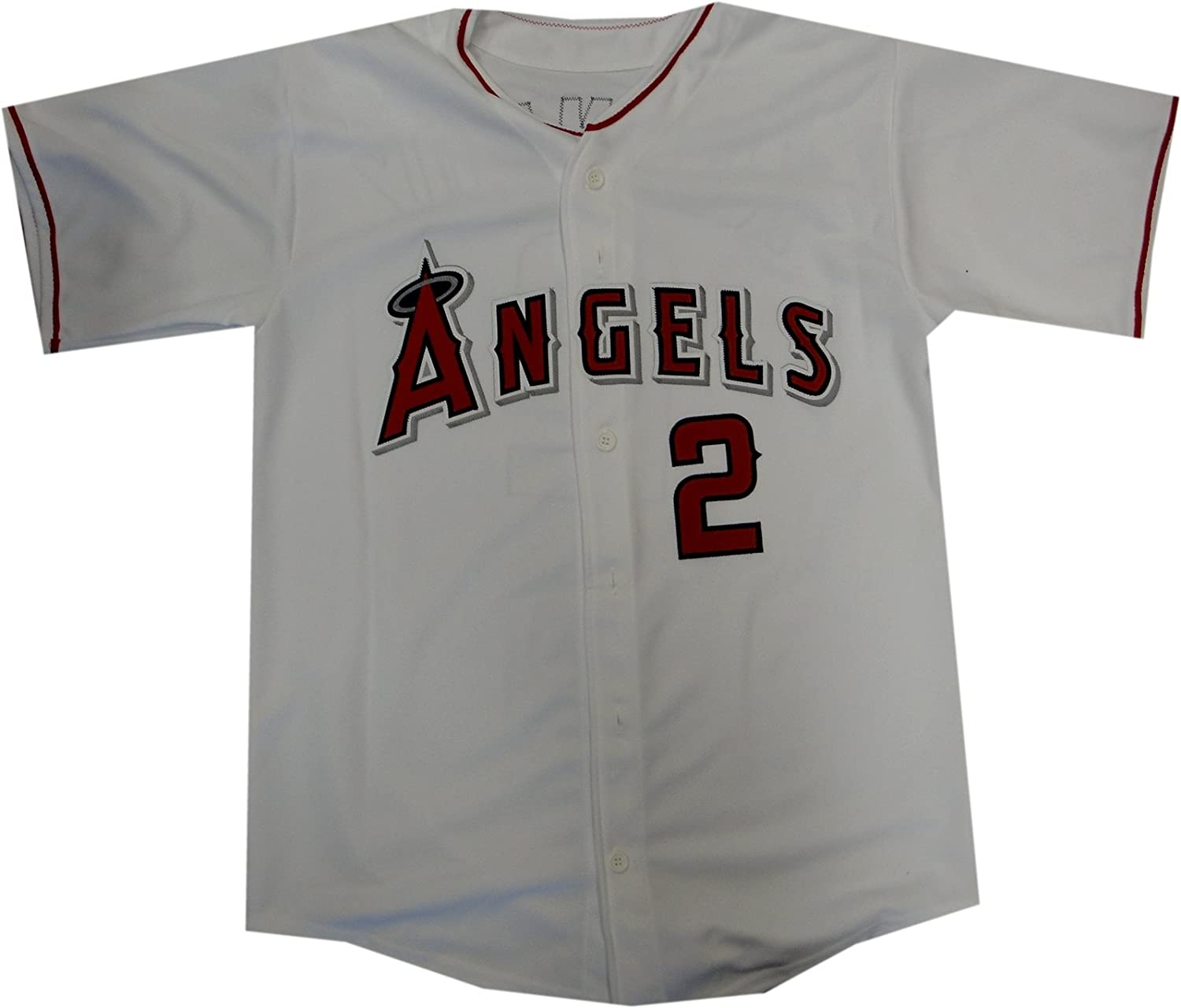 0a99a99fd Adam Kennedy Hand Signed Autographed Anaheim Angels Jersey  2 PSA DNA at  Amazon s Sports Collectibles Store