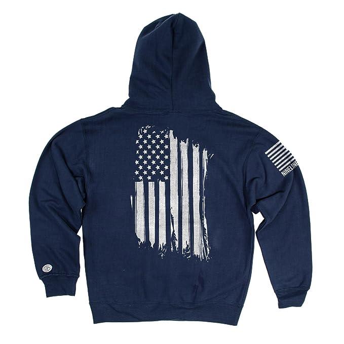 Nine Line America Tailgater Men's Athletic Hoodie
