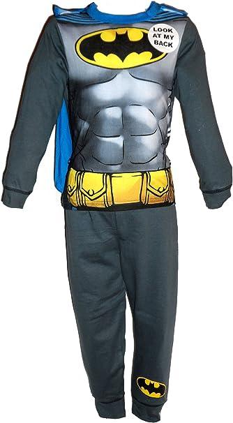 Batman Robe and Pyjamas 3-4 2-3 7-8 Years 5-6