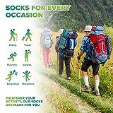 Compression Socks for Men & Women - 20-30mmHg