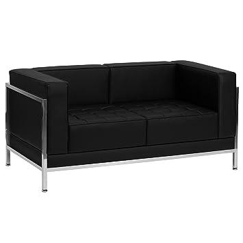 Amazoncom Flash Furniture HERCULES Imagination Series - Contemporary leather furniture