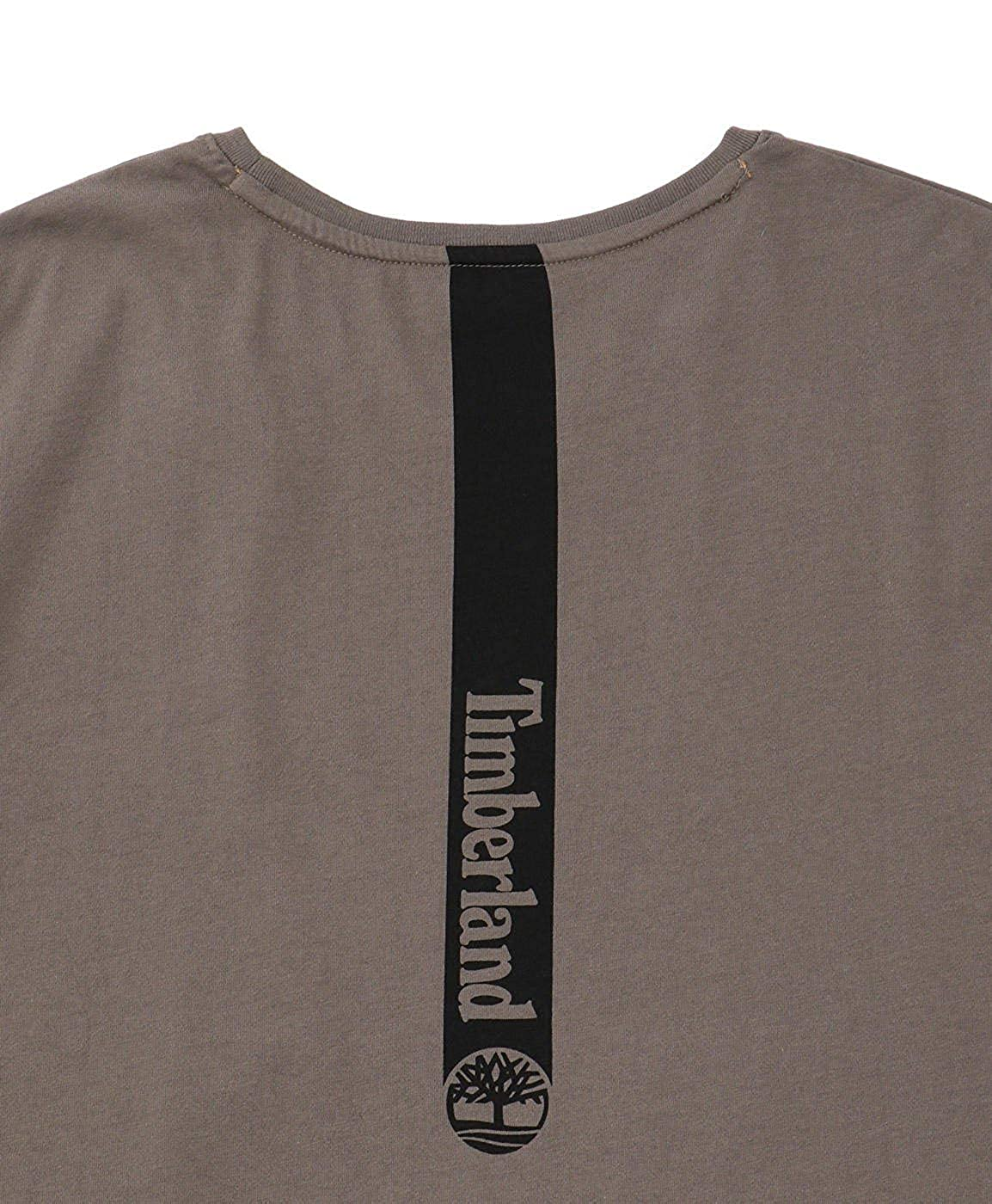 Timberland Mens Short Sleeve Back Graphic Tee Bungee Cord LG