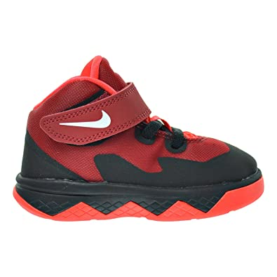 6b9392943db ... purchase nike soldier viii td toddler shoes black white red bright  crimson 4a70d 564a8