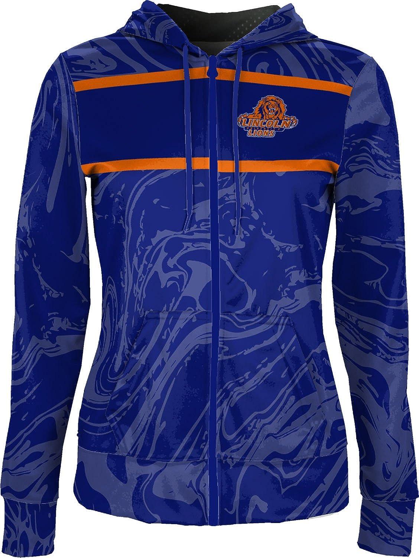 Lincoln University School Spirit Sweatshirt PA Ripple Girls Zipper Hoodie