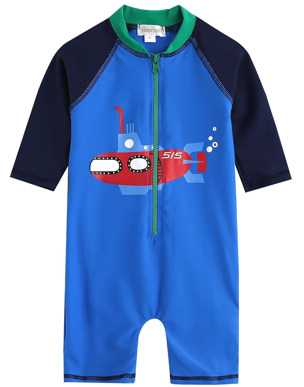 Vaenait Baby 0-24M Baby Boys Swimsuit Rashguard Swimwear Baby Submarine C_BBSW_011-1