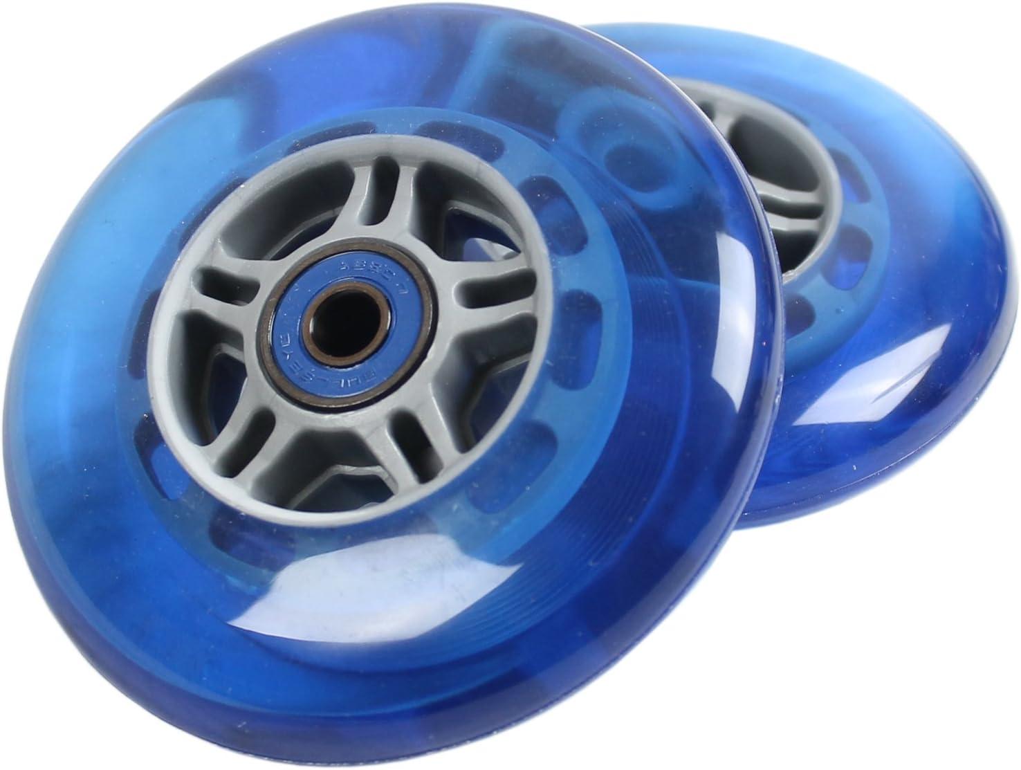 TGM Skateboards 2 Scooter Wheels