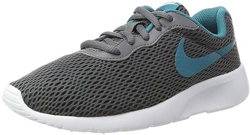 Nike Tanjun (GS), Zapatillas de Gimnasia para Niños, Rojo