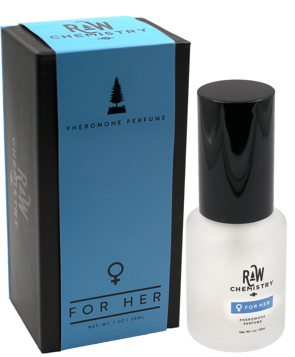 Pheromones For Women Pheromone Perfume Spray [Attract Men] - Elegance, Extra Strength Human Pheromones Formula by RawChemistry (1 Fl. Oz Spray) RawChemistry.com RC-PS-0002