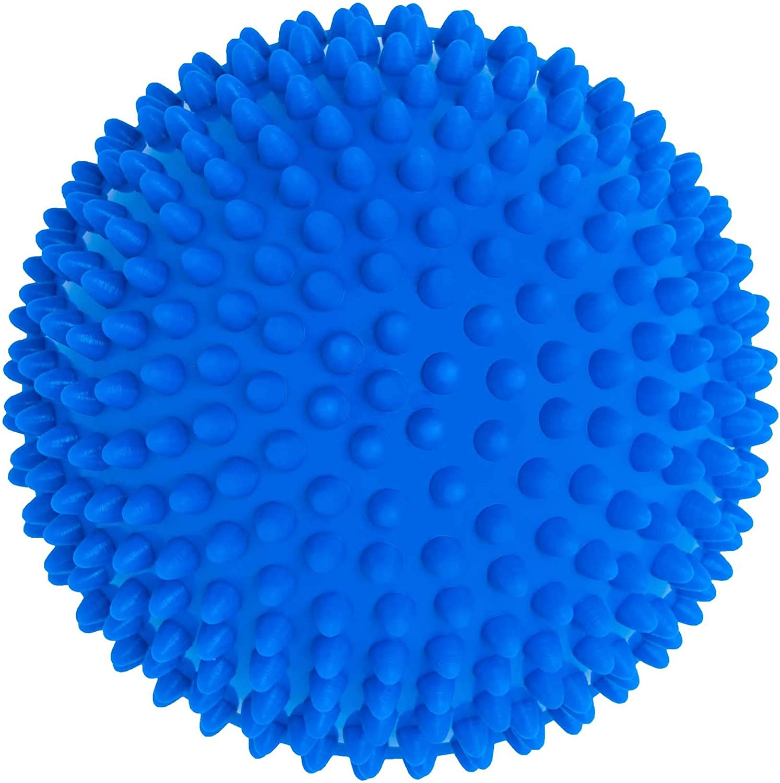 t/ürkis oder schwarz. Ideal f/ür Balance-Training 320g zirka 8cm hoch und 16cm Durchmesser in blau rot #DoYourFitness 2er-Set Balance-Kugeln /»Igel/« zur Steigerung der Balance//Koordination