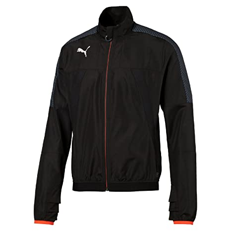 de563c0fd487 Puma Men s Evo TRG Vent Jacket  Amazon.co.uk  Sports   Outdoors