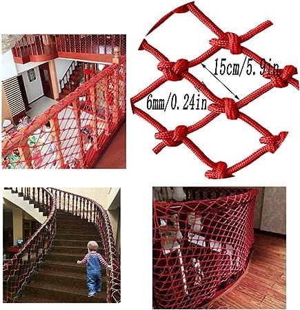 Red de Protección Del Reposabrazos de Seguridad Para Niños, Protección de Escalera Para Mascotas, Red de