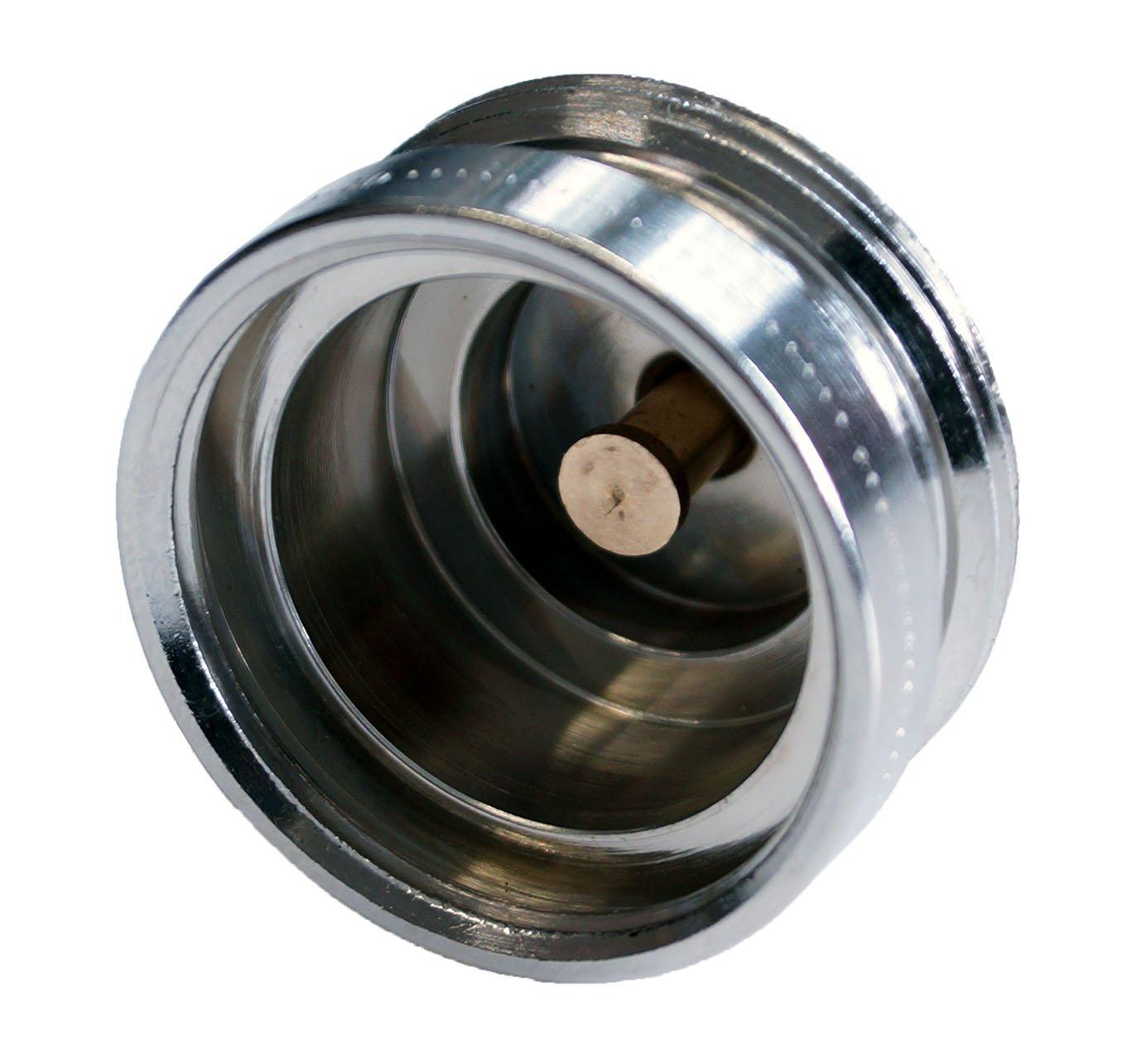 Heimeier HEIM970030700 Adaptateur pour robinet de chauffage de la marque Hertz M 30 x 1, 5 vers M 28 x 1, 5