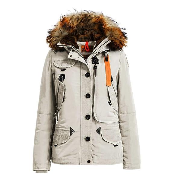 035e7382 clearance amazon womens parajumpers doris ski jacket chalk us size s sports  outdoors a6697 ba53a