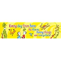 Eureka Peanuts Flying Ace Pennant Banner One Fish Two Fish