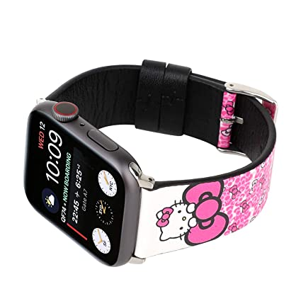 0822d5d8f Amazon.com: Lovely Style Watch Band Strap Cute Dressy Leather ...