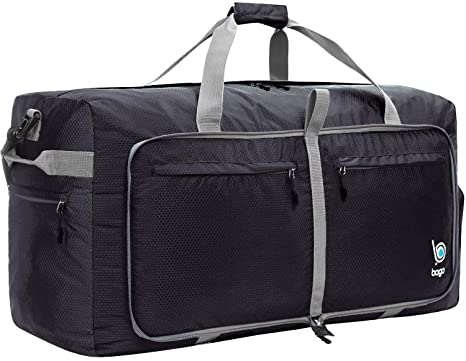 7ea9b24e1614 Image Unavailable. Image not available for. Color  Bago 29 quot  Duffle Bag  for Men   Women - 100L Travel Duffel ...