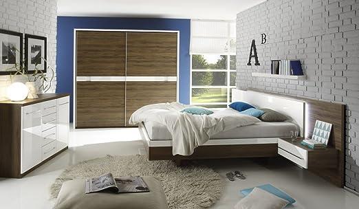 Dreams4home Schlafzimmer Set Marlené Kleiderschrank Schrank