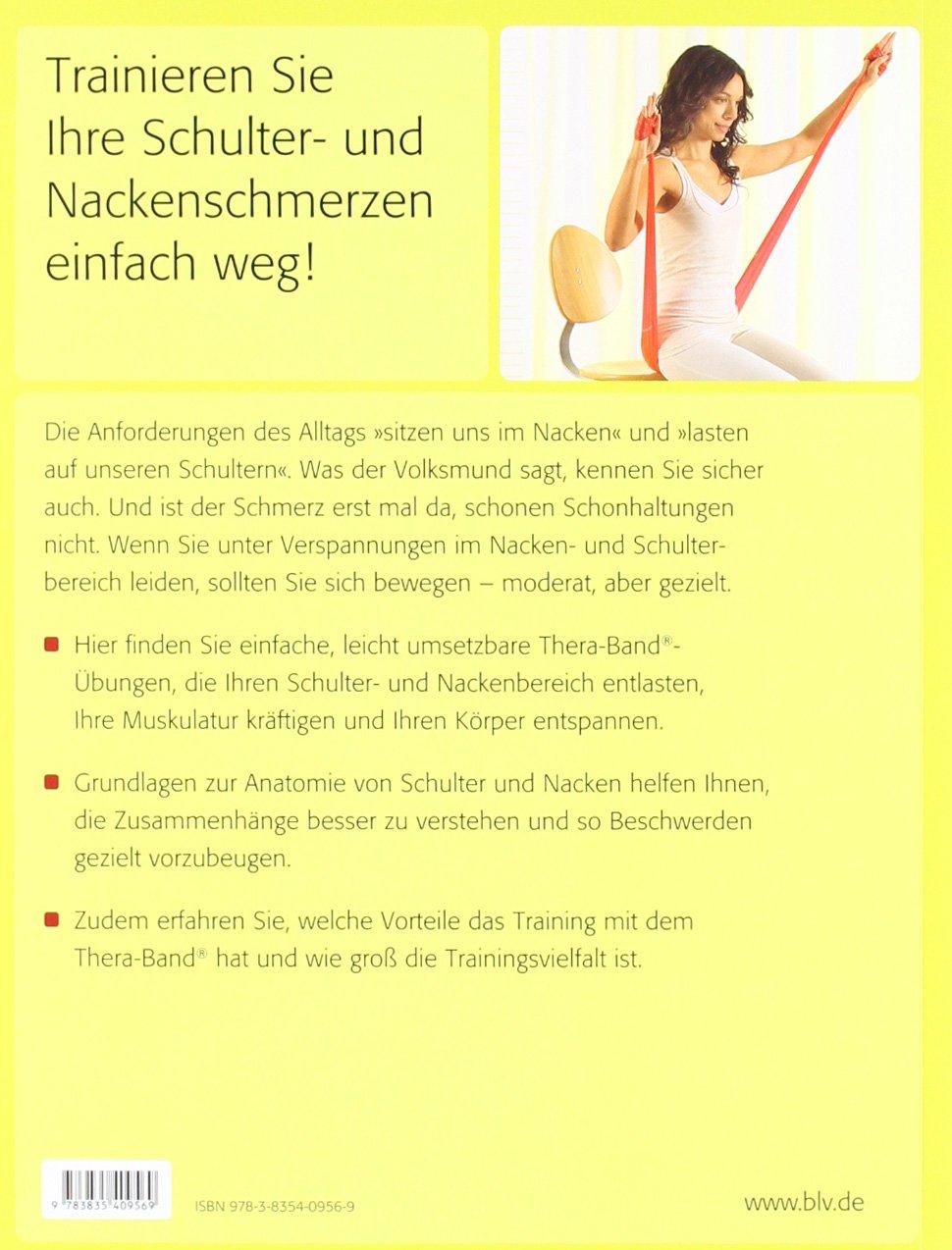 Thera-Band für Schulter und Nacken: Schnelle Hilfe bei akuten ...