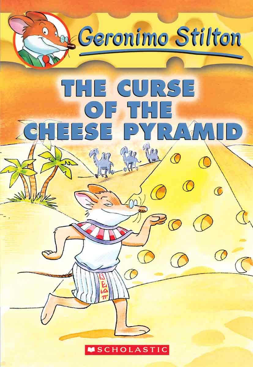 Read Online The Curse Of The Cheese Pyramid (Turtleback School & Library Binding Edition) (Geronimo Stilton) PDF ePub ebook