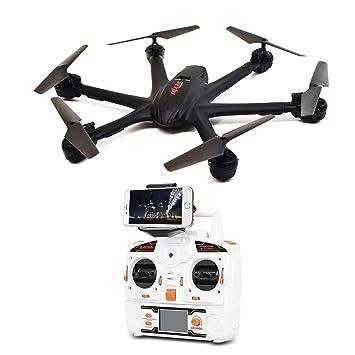 MJX X600C El más nuevo Hexacopter FPV Giro 3D 2.4GHz 6 Axis Modo ...