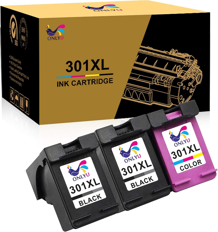 Cartucho de Tinta HP 301XL 301 XL de álta Capacidad Compatible ...