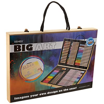 Xonex Big Art Set, 1 Count (30126): Office Products