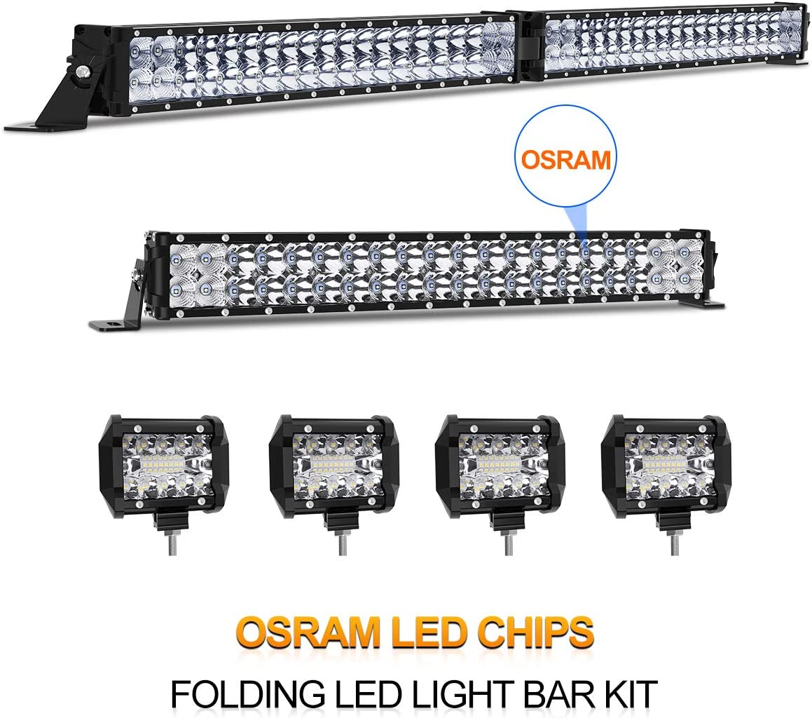 LED Light Bar Rigidhorse