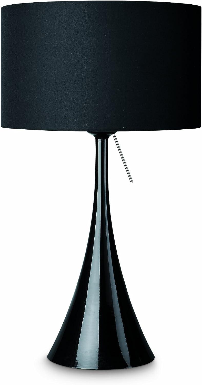 Philips 45938 30 16 Instyle 1 X 75 Watt 230 V Table Lamp Black Amazon Co Uk Lighting