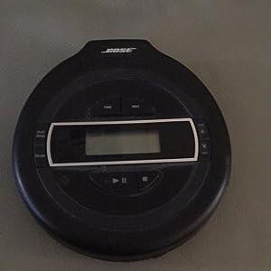 Bose PM-1 Portable CD Player