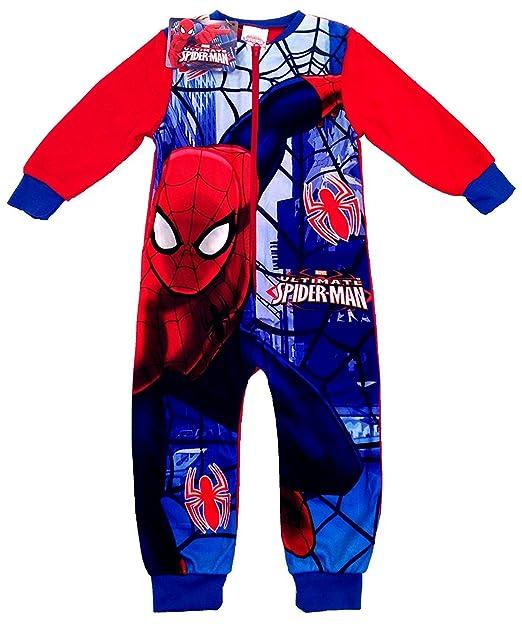 comprare popolare 99146 488dc Spiderman personaggio tutina pigiama taglia 2 – 8 anni