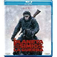 El Planeta De Los Simios: La Guerra [Blu-ray]
