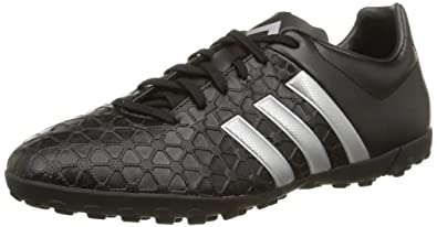innovative design c9454 77504 Amazon.com  adidas Ace 15.4 TF Mens Soccer SneakersBoots-Black-7.5  Shoes