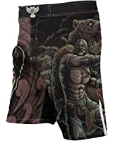 Raven Fightwear Men's Berserker MMA Fight Shorts