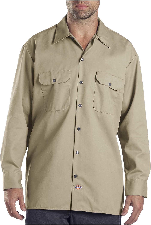 Dickies WL574 Hanging Long Sleeve Work Shirt