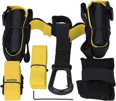 GHB - Kit de entrenamiento en suspensión para el hogar o ...