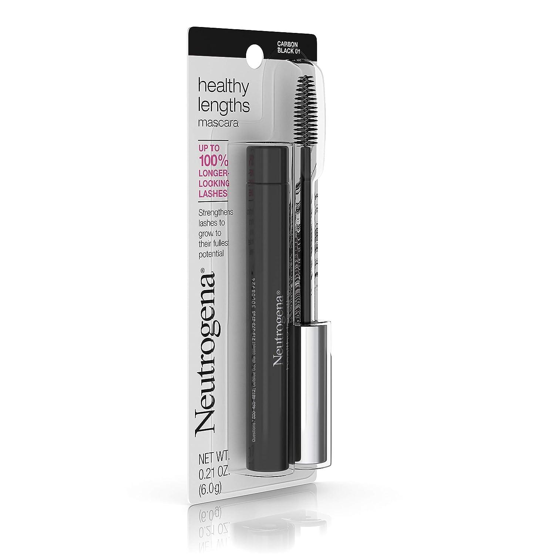 Neutrogena Healthy Lengths Mascara, Carbon Black, 0.21 Ounce ...