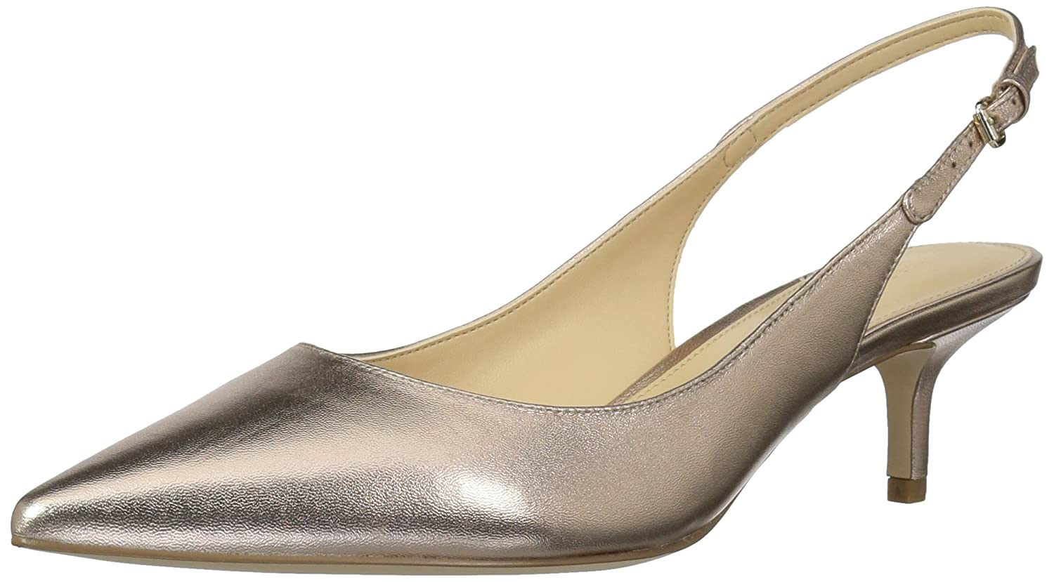 Ivanka Trump Women's Aleth Pump B079TQSF5M 10 B(M) US|Light Pink Leather
