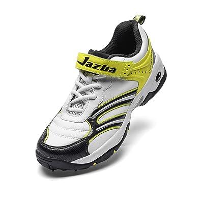 ecb296fe8f3 JAZBA Straight Drive 300 Cricket Shoe for Men