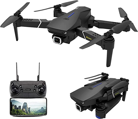 EACHINE E520S GPS Drone with 4K Camera for Adults