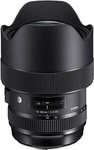 Sigma 14-24mm F2.8 DG HSM Wide-Angle Lens for Canon Digital SLR Cameras