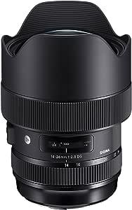 Sigma DG HSM Art Lente de la cámara Nikon, Color Negro: Amazon.es ...